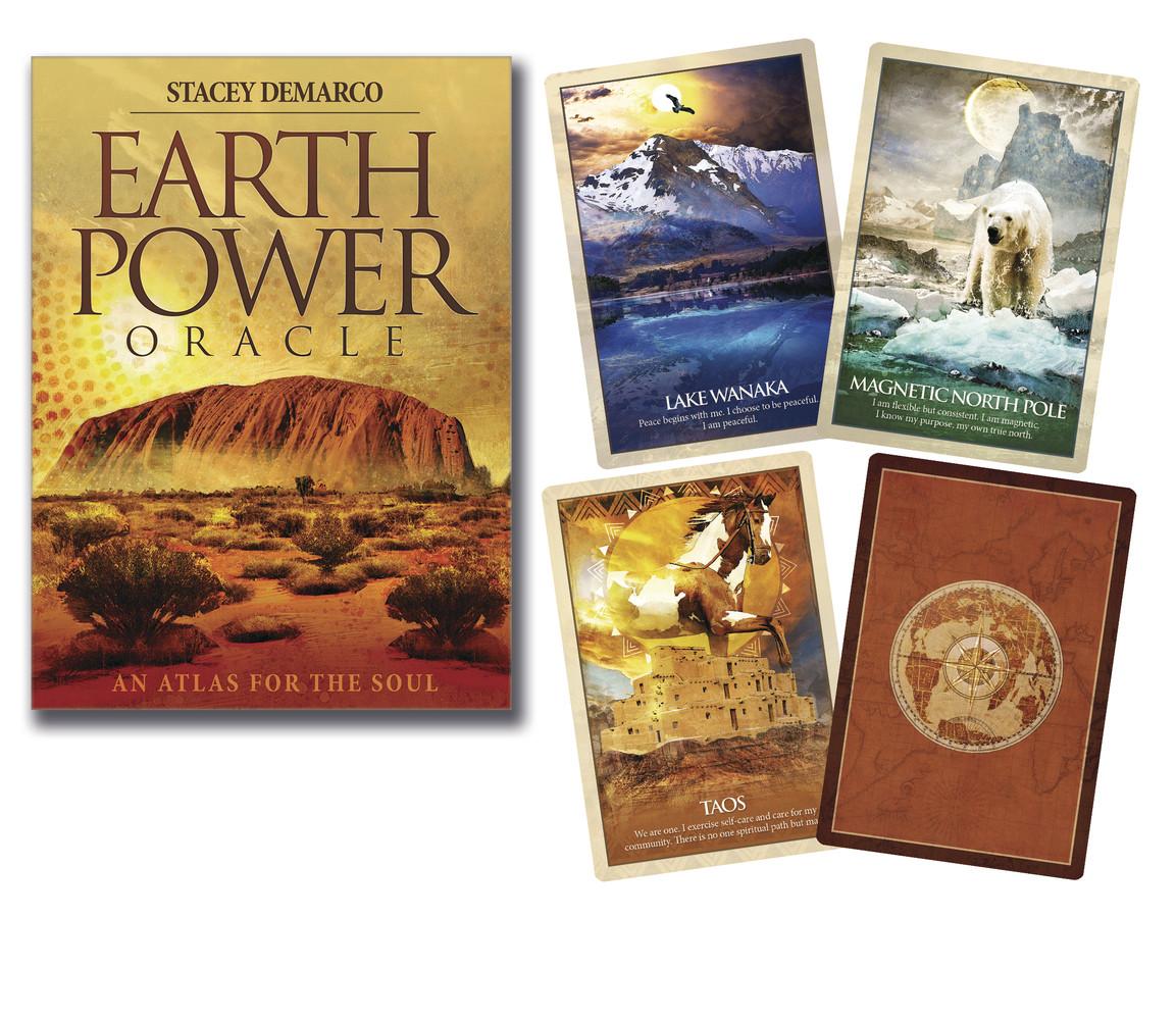 Earth Oracle Power/ Оракул Сила Землі