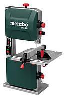Ленточная пила по дереву Metabo BAS 261 Precision