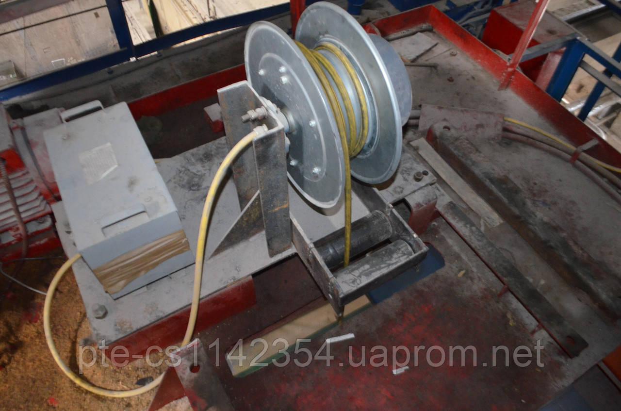 Пружинный кабельный барабан КБП 026-04-010 У1