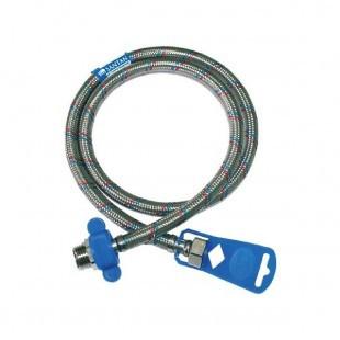 """Шланг для воды SANTAN Flex-water 1/2""""х1/2"""", 70 см, Г-Ш"""