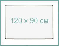 Доска магнитно-маркерная 120х90см в алюминиевой рамке TM All Boards, фото 1