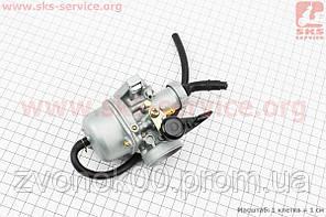 Карбюратор в сборе Delta 110cc, оригинал