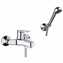 Смеситель для ванны Santan KYMA 75CR6501 с душевым гарнитуром