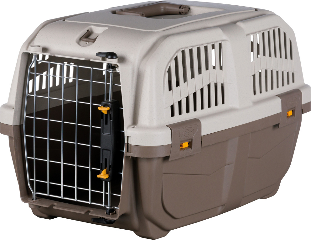Переноска для собак. Skudo №1 IATA (48*31*33) для транспортировки животных