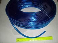 Труба ПВХ Ф=8х1.5мм (синяя).