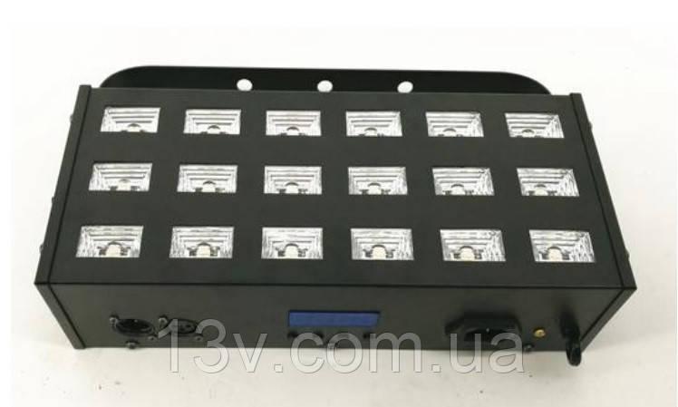 Световой LEDUV прибор New Light LEDUV-DMX18 ультрафиолет