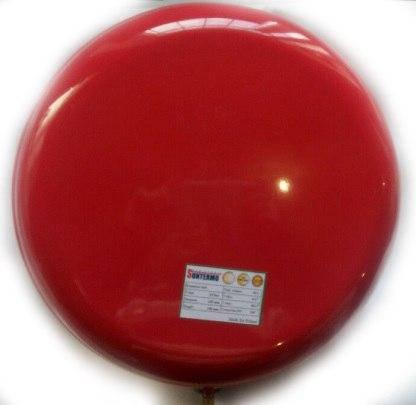 Расширительный бак SUNTERMO 6 л плоский, фото 2
