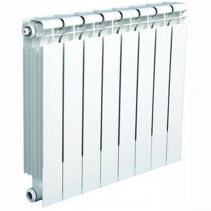 Секция радиатора биметаллического SUNTERMO 500/80 30 бар, фото 2