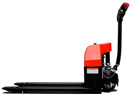 Тележка электрическая самоходная Hangcha CBD15-A2MC1, фото 2