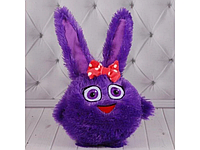 Мягкая игрушка Пушистик фиолетовый