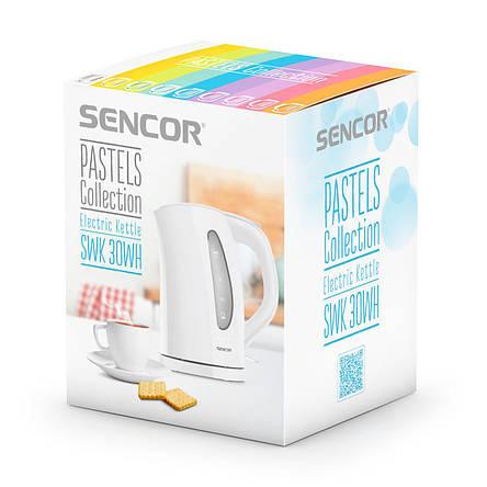 Чайник Sencor (SWK 30WH), фото 2