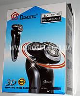 Беспроводная электробритва-триммер - Domotec 3D MS-7181 3в1, фото 1