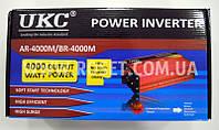 Инвертор преобразователь электроэнергии - Power Inverter UKC 4000W (Surge 8000 Watt), фото 1