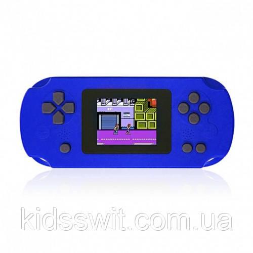 Игровая приставка Mini Game 268 игр консоль Синий