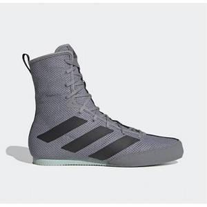 Взуття для боксу (боксерки) Adidas Box Hog 3 (сірі, EF2976)