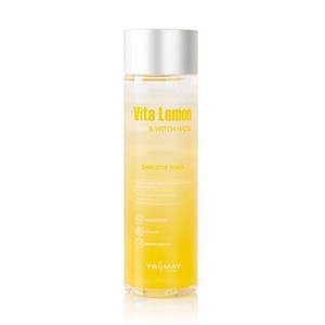 Осветляющий тонер с витаминным комплексом Trimay Vita Lemon Witch Hazel Dark Stop Toner, 210 мл