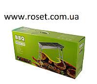 Складной   мангал для барбекю и гриля – BBQ Combined barbecue, фото 1