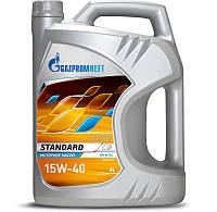 Моторное масло 15W-40 Standart Газпромнефть 5л