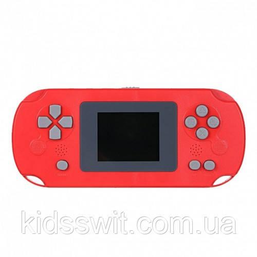 Ігрова приставка Mini Game 268 ігор консоль Червона