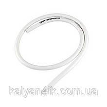 >Шланг силиконовый Kaya Solid Soft Touch серый