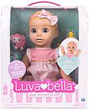 РУССКОЯЗЫЧНАЯ Интерактивная кукла Spin Master Luvabella / Лувабелла Blonde Hair Interactive Baby Doll, фото 9