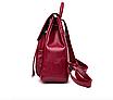 Рюкзак жіночий шкіряний Hefan Daishu Braided, фото 3