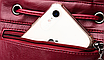 Рюкзак жіночий шкіряний Hefan Daishu Braided, фото 8