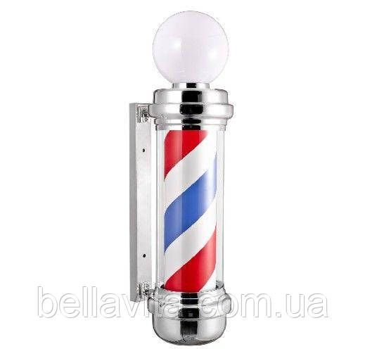 Barber Pole с лампой (барберпол  85см)