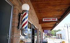 Barber Pole с лампой (барберпол  85см), фото 2