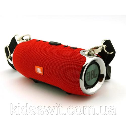 Портативная bluetooth колонка спикер JBL Xtreme mini FM, MP3, радио Красный