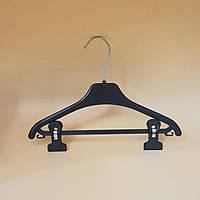 Плечики для дитячого одягу з прищепками