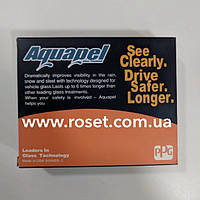 Водовідштовхувальне покриття для скла (антидощ) - Aquapel Glass Treatment (АКВАПЕЛЬ)., фото 1
