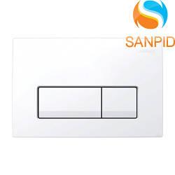 Панель кнопка змиву Geberit Delta 51 білий 115.105.11.1
