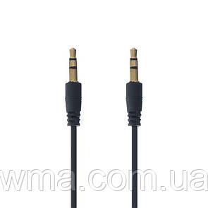 Аудио Кабель AUX 3,5/3,5 (B Class) Цвет Чёрный