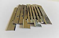 Твердосплавні ножі для фрез, 50×12×1,5 T04F/35°, сменные ножи для фрез