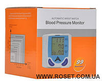 Автоматический тонометр на запястье Automatic Wrist Watch Blood Pressure Monitor