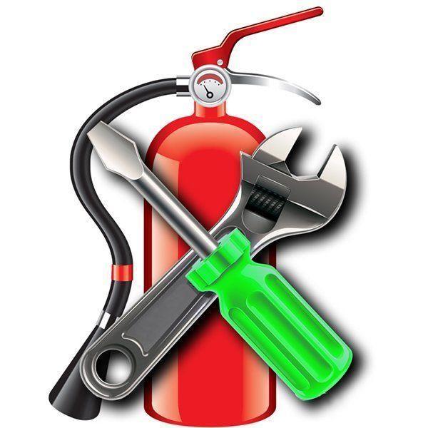 Замена огнетушащего вещества огнетушителя ВВК-5 (ОУ-7), Пожсервис (000019655)