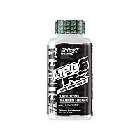 Жиросжигатель Nutrex Lipo-6 Rx, 60 Liqui-Caps