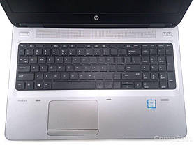 "HP ProBook 650 G2 / 15.6"" (1920x1080) / Intel Core i5-6200U (2 (4) ядра по 2.3 - 2.8 GHz) / 8 GB DDR3 / 480 GB SSD / Webcam, фото 3"