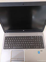 "HP ProBook 650 / 15.6"" (1920x1080) LED / Intel Core i5-4310M (2 (4) ядра по 2.7 - 3.4 GHz) / 8 GB DDR3 / 256 GB SSD / DVD Super Multi / WebCam / USB, фото 3"
