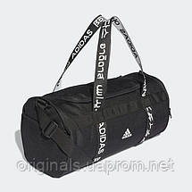 Спортивная сумка-дюффель Adidas 4ATHLTS FJ9353 2020, фото 2