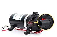 Мембранный насос помпа для воды DP-160 Jethro 5.5 л/мин 12 вольт самовсасывающий, фото 1