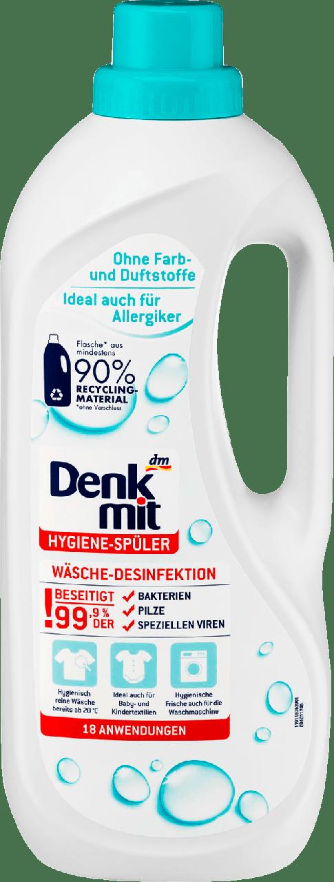 Гигиенический ополаскиватель для белья Denkmit Hygienespüler, 1.5 L