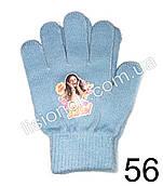 Демисезонные перчатки Луна от Disney 3-6 лет