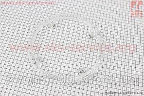 Защита шатуна на 4 отверстия 48Т, пластмассовая, прозрачная MYG-01