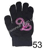 Демисезонные перчатки Принцесса Анастасия от Disney 4-8 лет