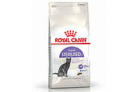 Сухой корм Royal Canin Sterilised 37 для стерилизованных кошек, 4 кг(БЕСПЛАТНАЯ ДОСТАВКА)