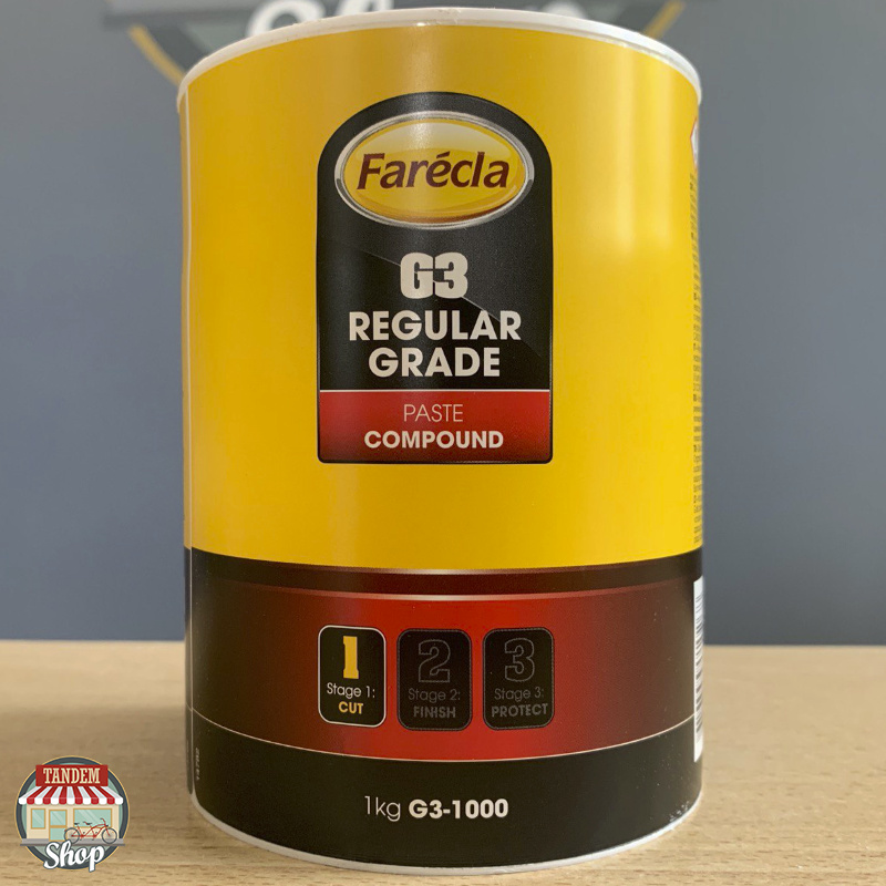 Полировальная паста №1 Farecla G3 Regular Grade Paste, 1 кг