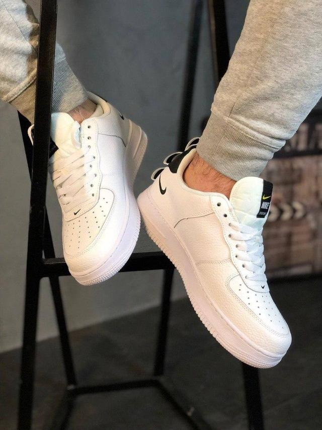 Nike Air Force 1 Low TM White фото