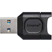 Кардрідер USB3.2 MobileLite Plus microSD Black (MLPM)
